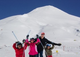 centro ski pucon